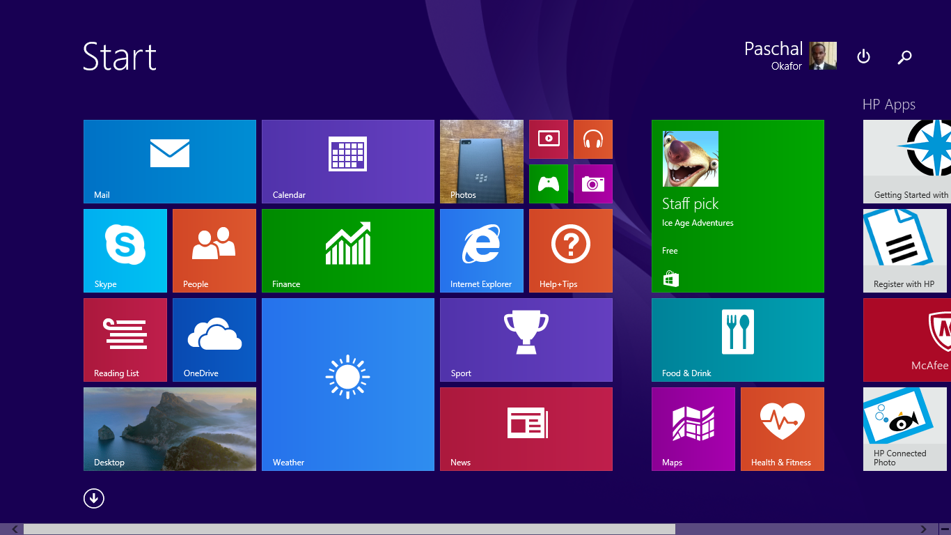 Windows 10 didn't entirely drop the Start Screen - Nigeria Technology ...