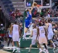 Blake Griffin blows dunk vs Bucks