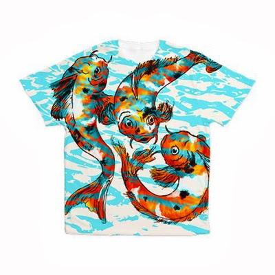 koi carp t shirt Koi Carp t shirt
