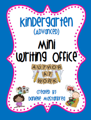 https://www.teacherspayteachers.com/Product/Kindergarten-Advanced-Mini-Writing-Office-264062