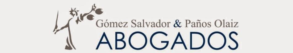 Gómez Salvador & Paños Olaiz Abogados