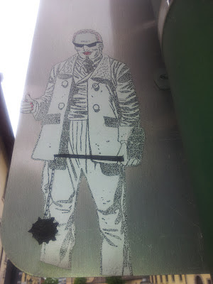 Streetart, Urbanart, Graffiti