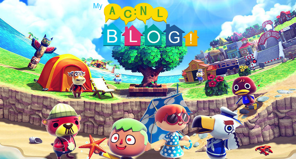 My Animal Crossing New Leaf blog