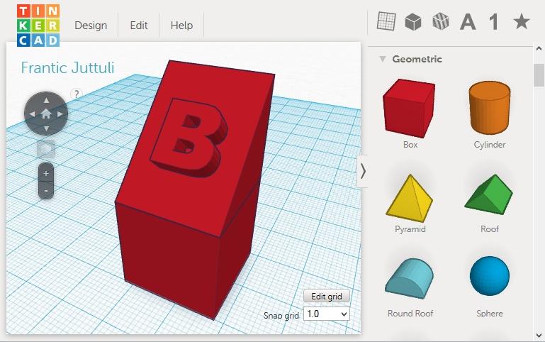 Formation sketchup parler en 3d impression 3d avec sketchup outils compl - Logiciel pour creer une piece en 3d ...