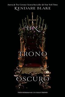 Sorteo Tres coronas oscuras + Un trono oscuro