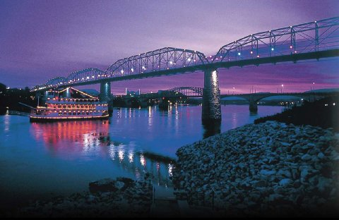 Chattanooga Area Discounts Southern Belle Riverboat