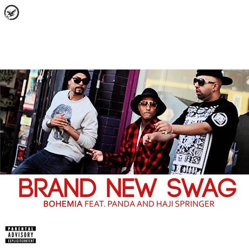 Brand New Swag - BOHEMIA feat PANDA & HAJI SPRINGER - Music Video - DesiStuff - Desi Unit