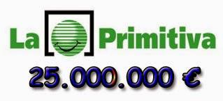 Bote de la Lotería Primitiva de hoy jueves 10 de julio de 2014