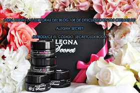 10 Descuento en Alegna Secret