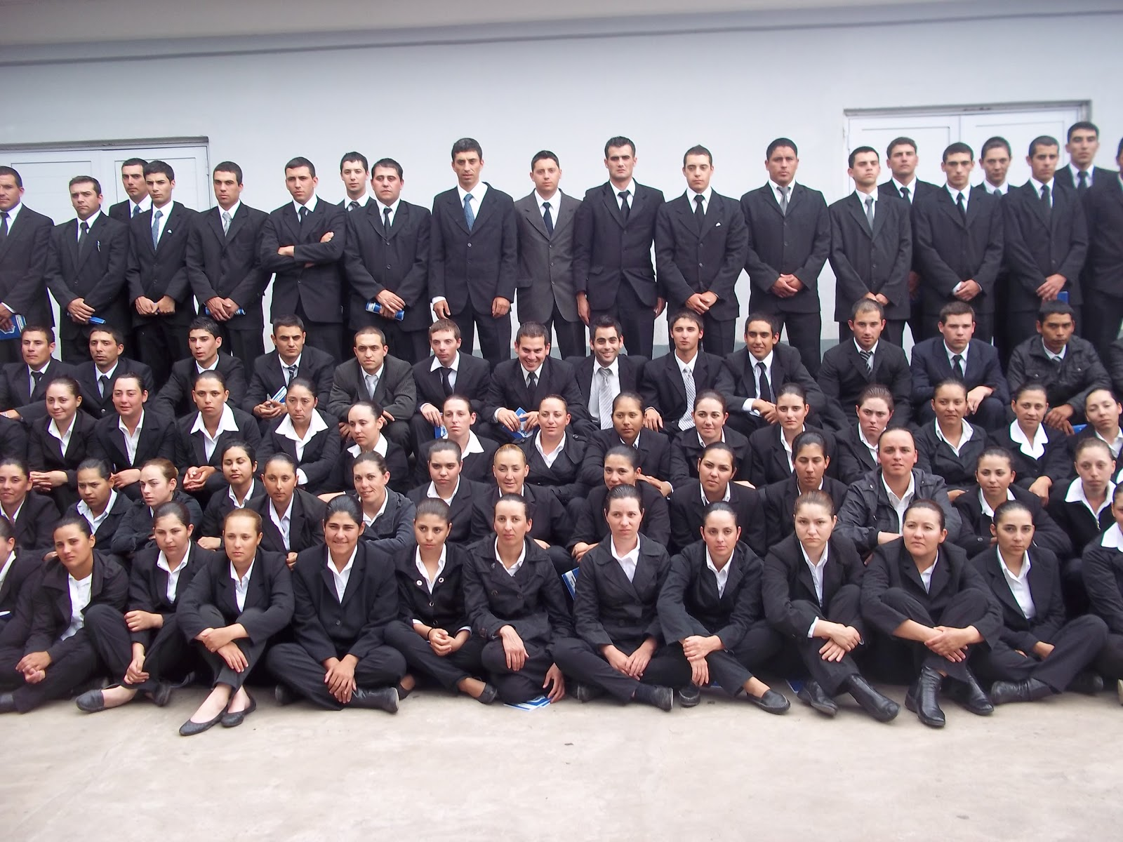 """Escuela de Policía """"Juan Vucetich"""" Sede Olavarría"""