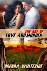 Brand new! Book One in the Love and Murder Series.