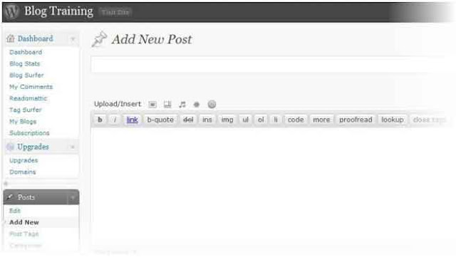 WordPress-add-new-post