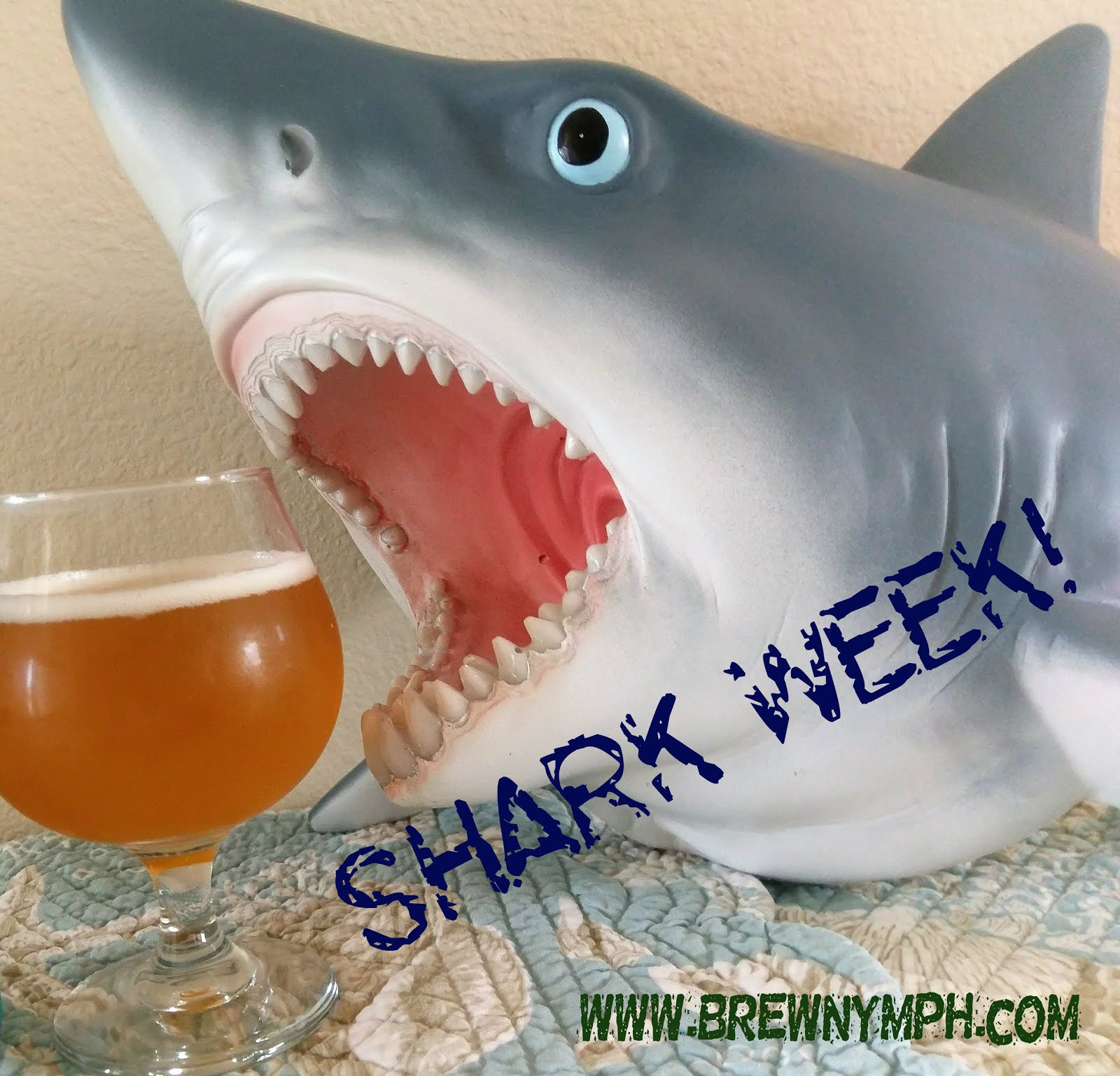 It's Shark Week! 30-Year Anniversary