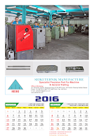 Kalender Dinding 2016
