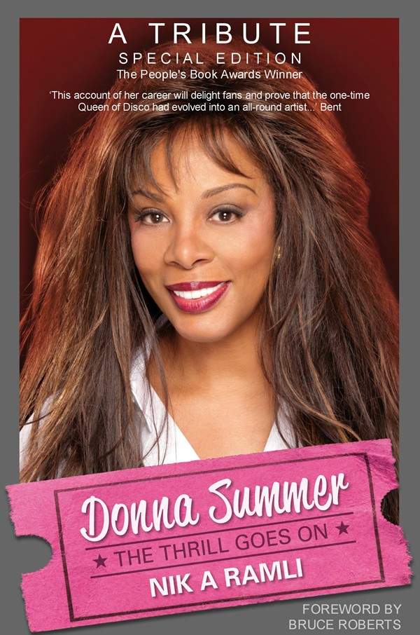 Donna Summer The Thrill Goes On - A Tribute