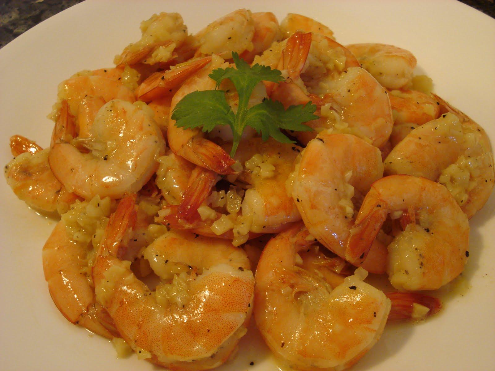 Frugal and Tasty: Easy Shrimp Scampi
