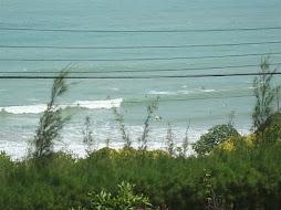 Mar Aberto (varanda do Pouso)