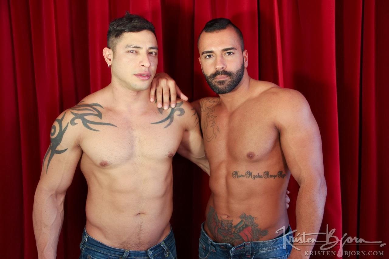 Sexo Gay - Julio Rey & Tony Rivera