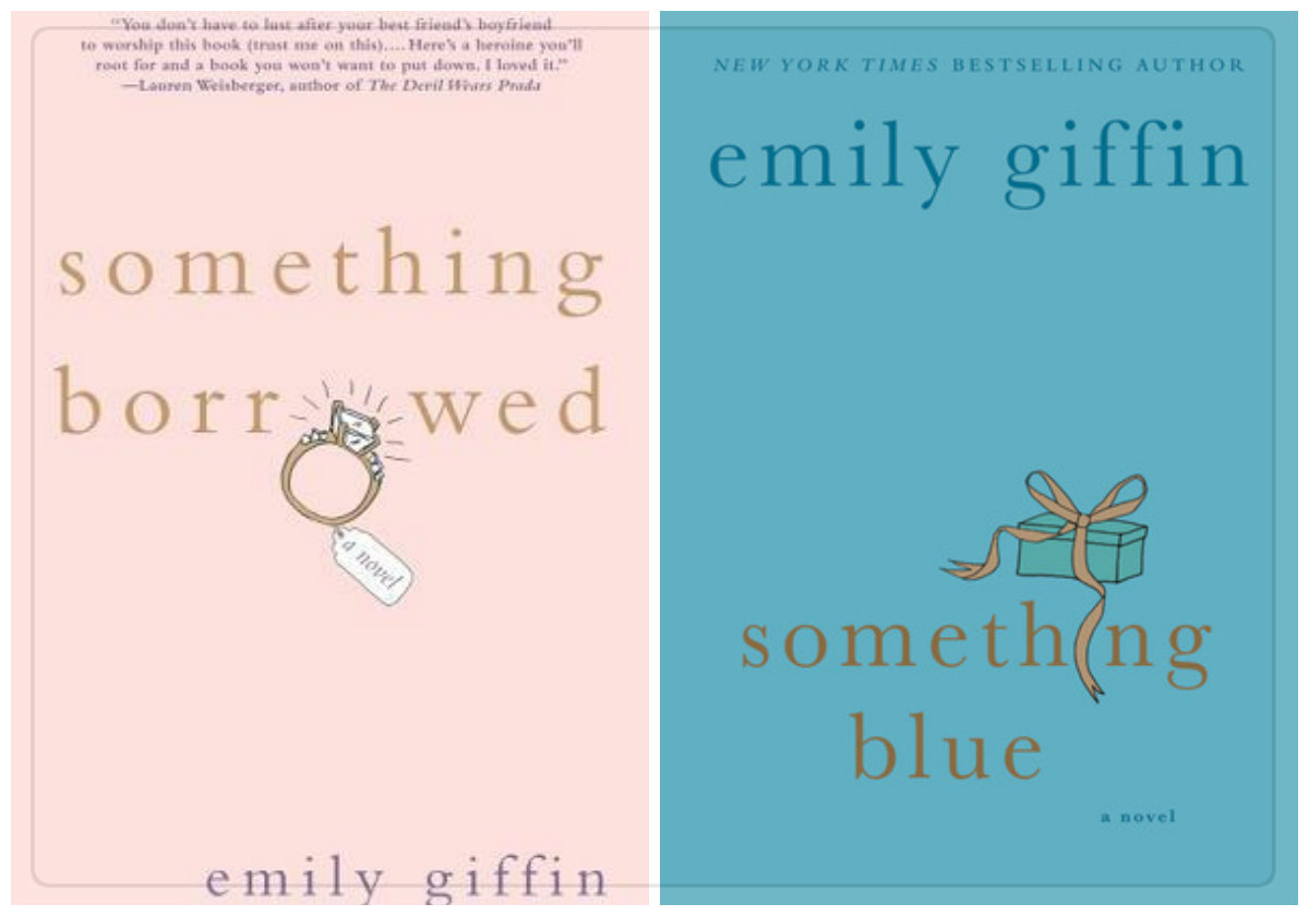Something Borrowed Something Blue book cover