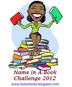 Name In A Book Challenge 2012