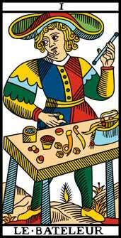 I. El mago