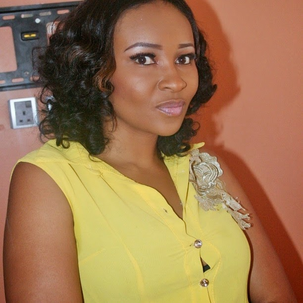 Check Out Doris Simeon's Amazing Look