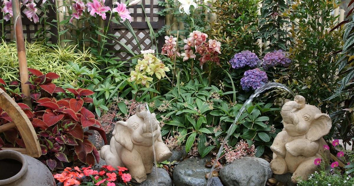 Vida jard n jardines peque os con encanto - Jardines con encanto ...