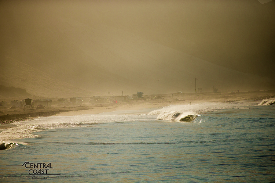 central coast surf photos