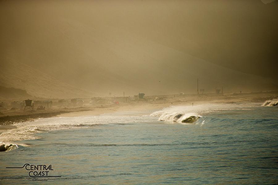 central coast surf photos
