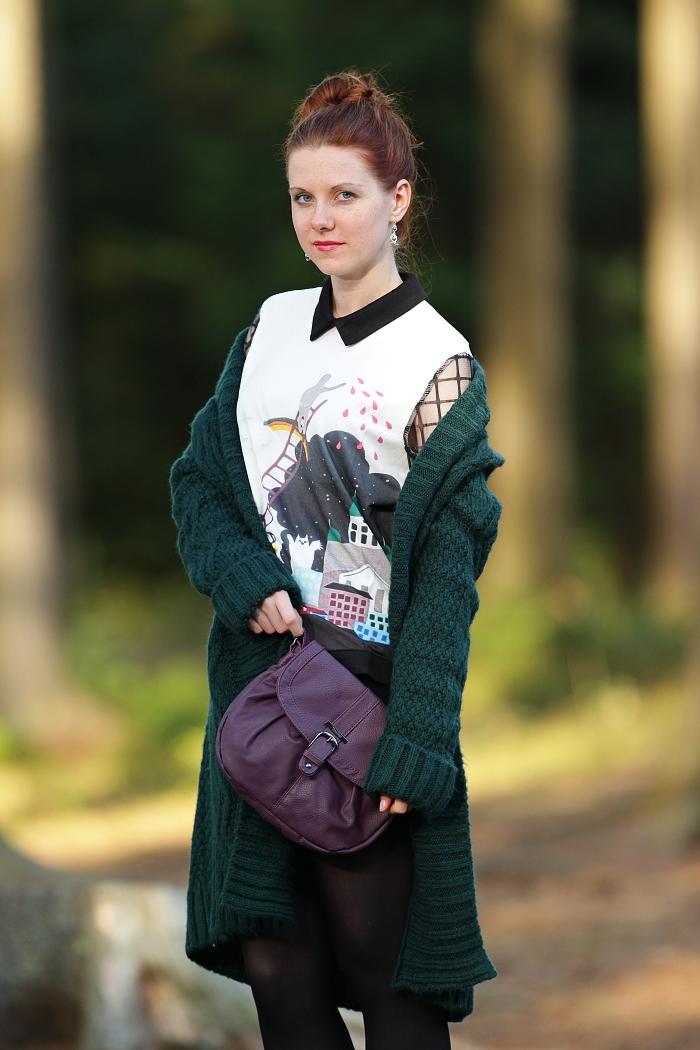 lucie srbová, módní blogerka, česká blogerka, český blog o módě