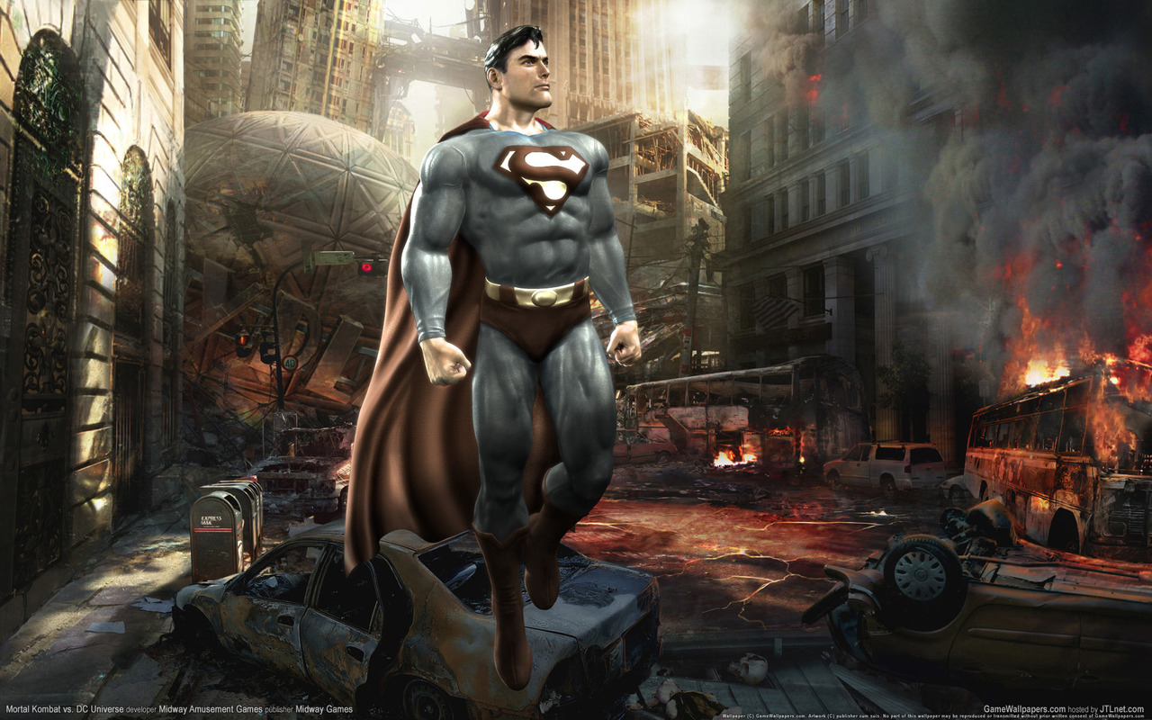Dc Universe HD & Widescreen Wallpaper 0.970077100138483