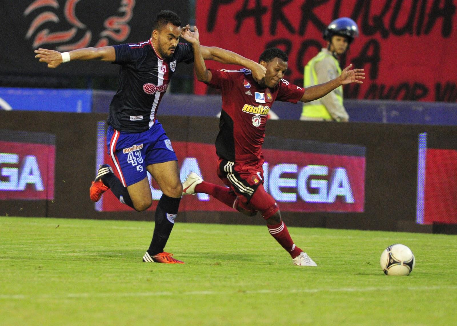 "Deportivo Anzoategui se enfrentó a ""El Rey del Empate"""