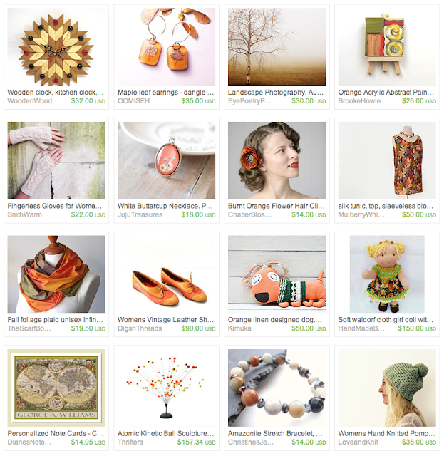 Fall Gift Guide on Etsy #autumn #fall #october #gifts