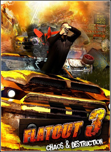 Download FlatOut 3 Chaos And Destruction PC Completo + Crack 2011