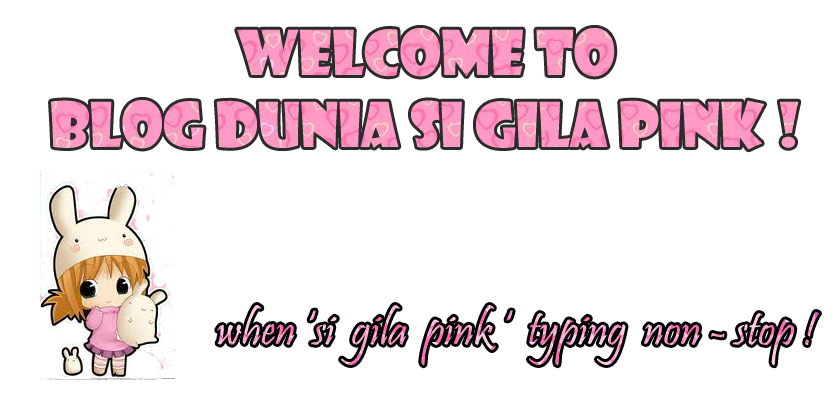 welcome 2 blog saya