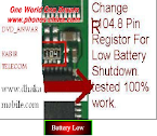 Chaina Mobile Bettry low shutdown Solution