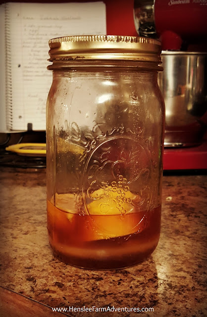 homemade cold and cough tea
