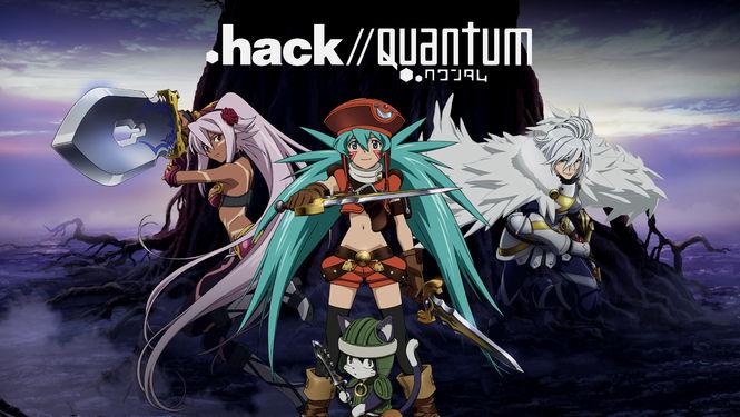[Blu-ray Anime] .hack//Quantum (BD 720p)