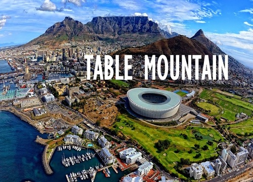 New7Wonders - Table Mountain