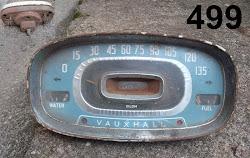 Vendo Conta-Kms Para Carro Antigo Vauxhall