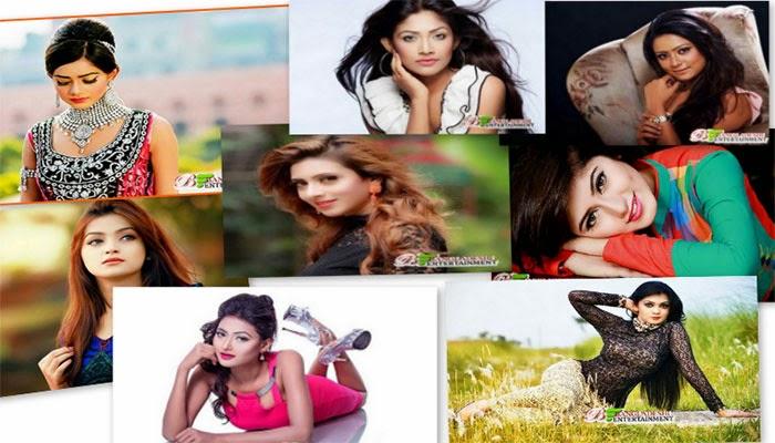 Bangladeshi Beautiful Girls in Modeling