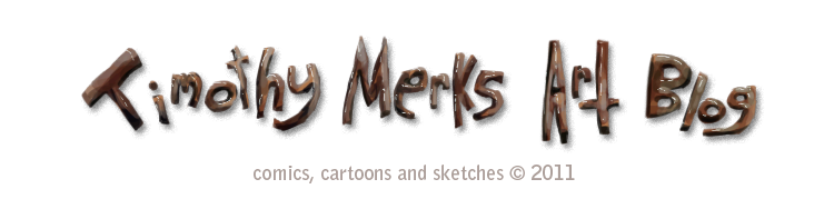 TIMOTHY MERKS ART BLOG