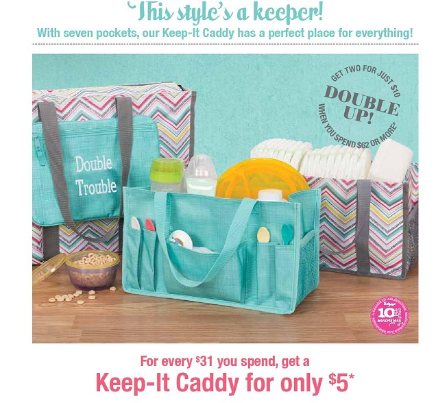 great chance to snag one of thirty one s popular items for only $ 5