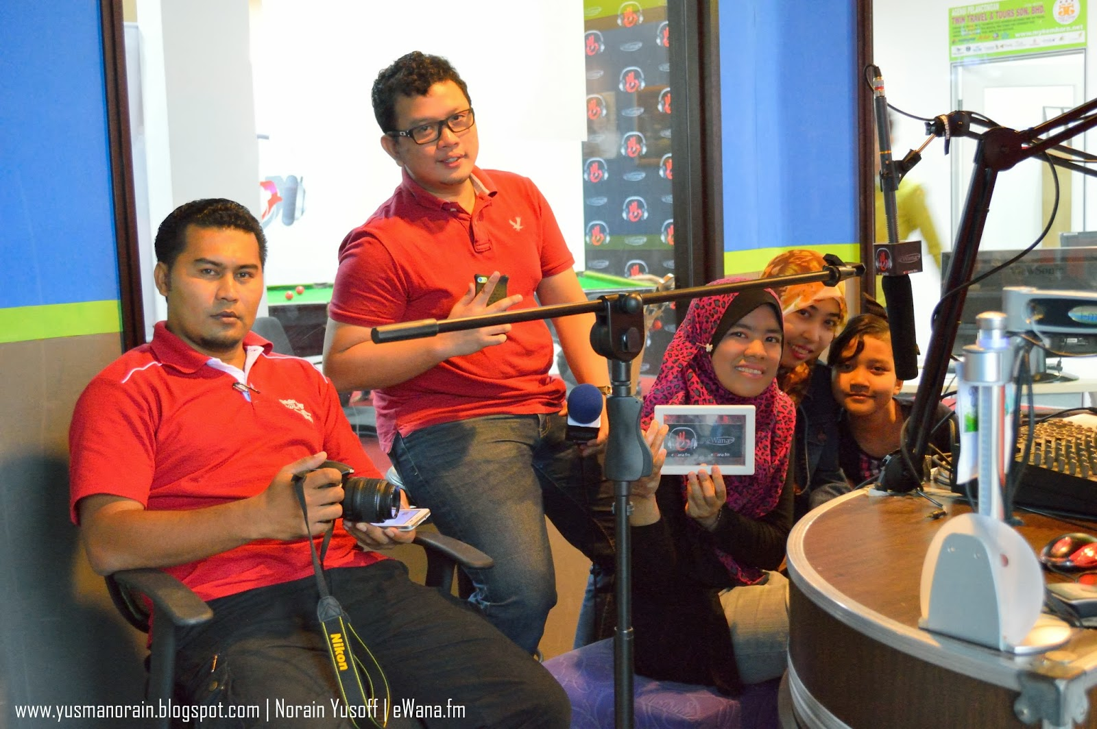 Bloggers Bersama Ewana.Fm More Than Just A Radio