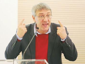 """Maurizio Landini: """"Il 17 giugno in piazza contro gli imbroglioni dei voucher""""."""