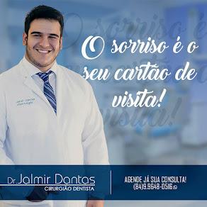 Dr. Jalmir Dantas Agende sua consulta!
