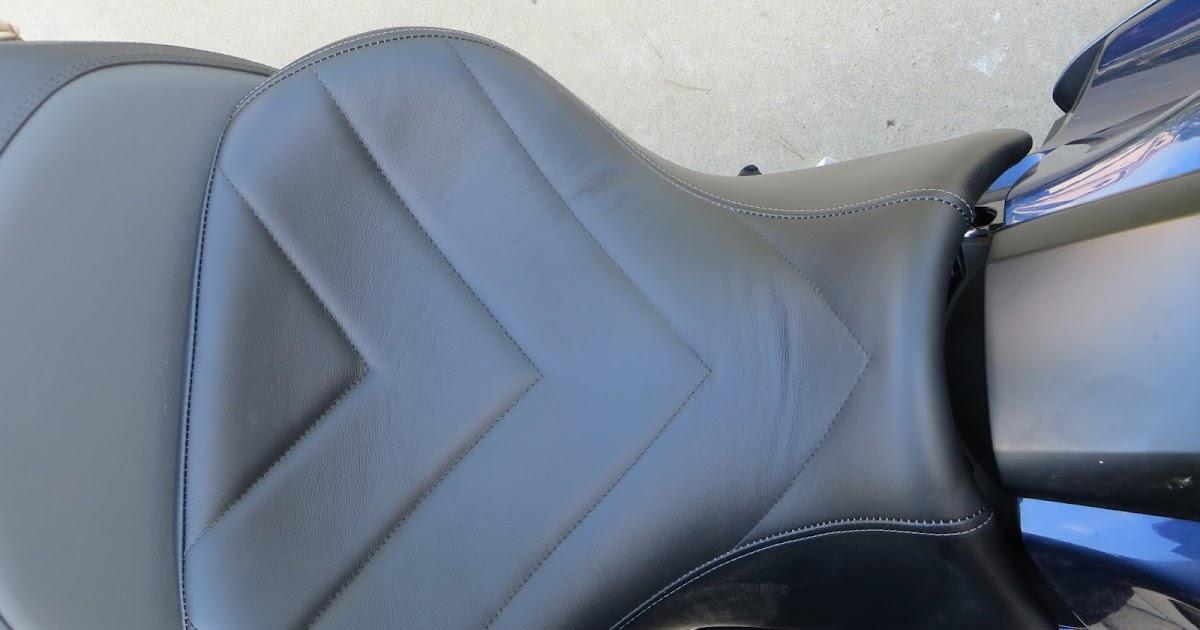 Pete S Place Triumph Trophy Se Custom Seat 2 Hour Ride Report