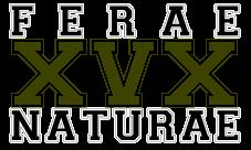 FERAE NATURAE XVX