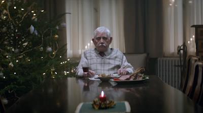 EDEKA, reklám, karácsony, család, ünnep,