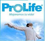 ¡Productos Prolife Fuxion mejoran tu                vida!